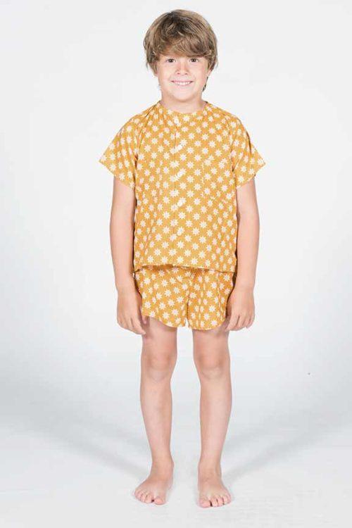 pijama timones frente