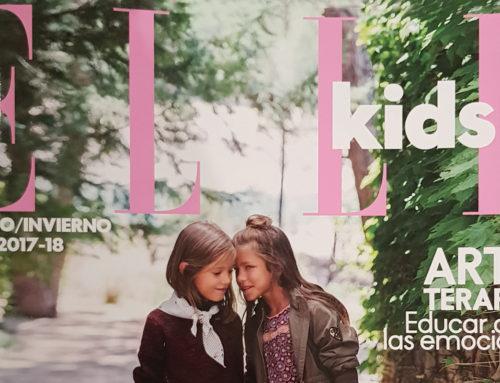 Hipsterkids en la revista Elle Kids (Otoño / Invierno 2017-18)
