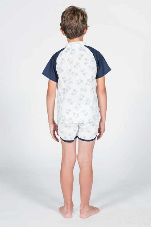 pijama nécoras trasera