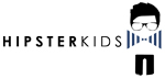 HipsterKids Logo