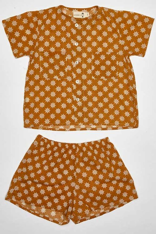 pijama timones