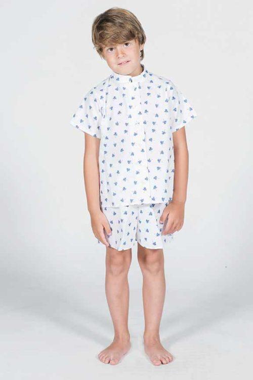 pijama palmertitas unisex frente